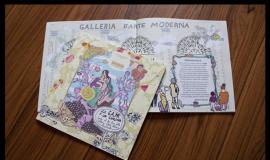 Galleria d'Arte Moderna, guida per ragazzi, la GAM è un giardino