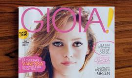 Gioia, Hearst Magazine, Il resto è noia