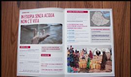 COOPI, Coopinews, magazine